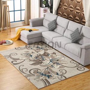 Contemporary Home Decor Floor Polypropylene Carpet