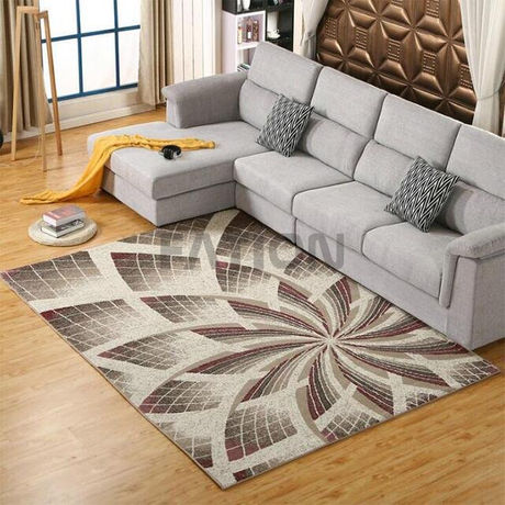 Hot Rectangle Polypropylene Floor Carpet