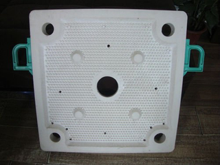 PP Recessed Chamber Membrane Filter Press Plate