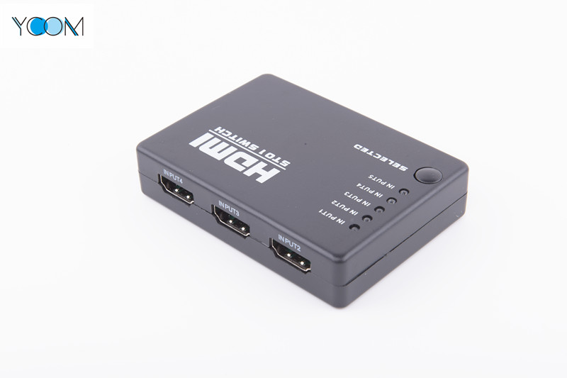 5 in 1 Out 5X1 Mhl/ HDMI Switch