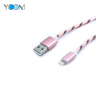 Mobile Phone USB Lightning Charging Data Cable
