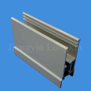 Sliver Anodized Aluminum Extrusion for Thermal Break Window