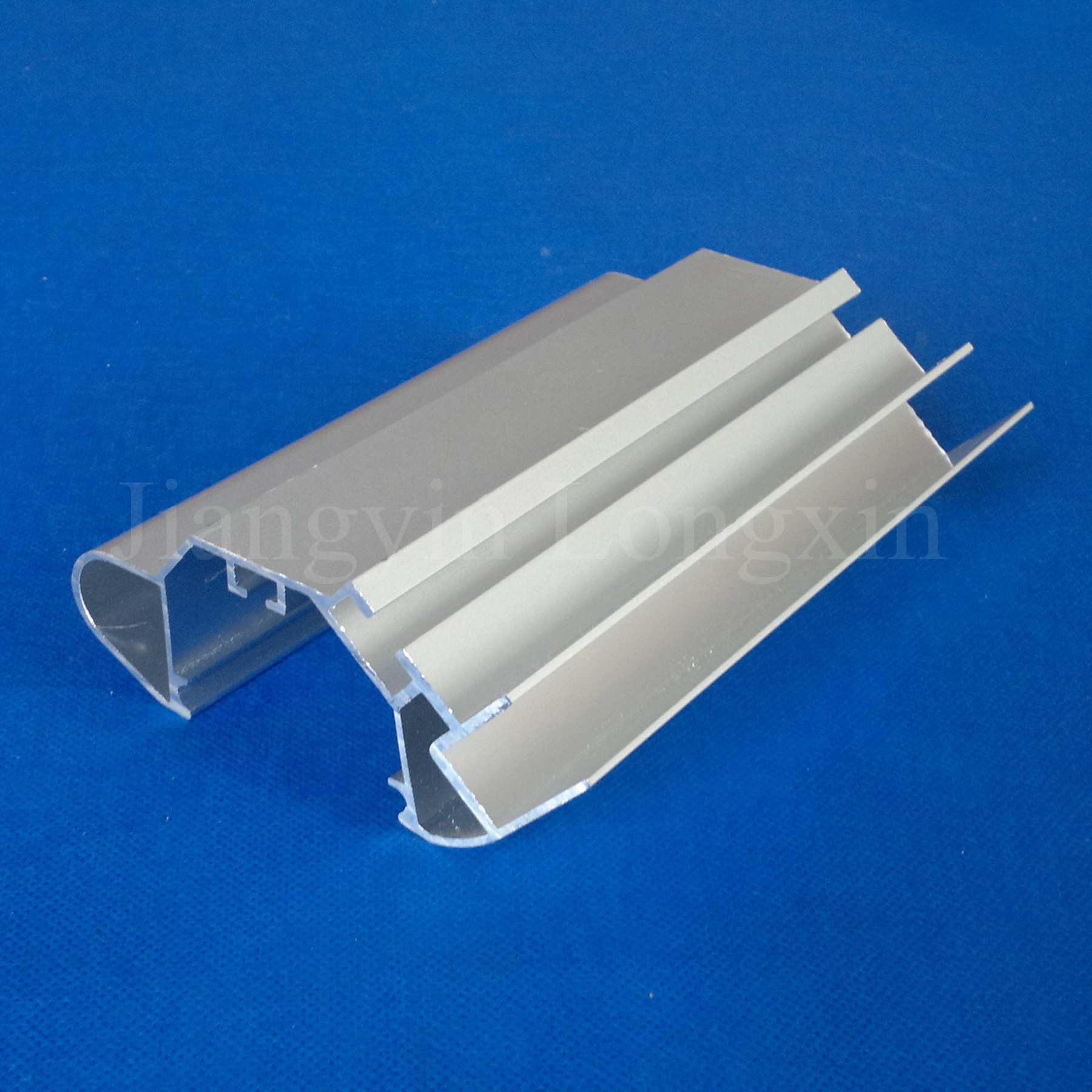 Silver Anodized Aluminium Profile for Industrial