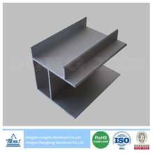 Silver Anodizing Aluminium Profile for Cleaning Room