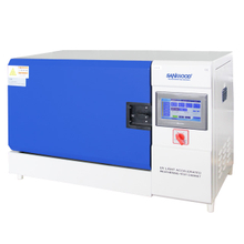 Bench-top UV test chamber