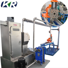 EVA compounding hot melt glue advise Underwater Pelletizing production line