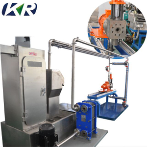 EVA Plastic Compound Masterbatch Machine Hot Melt Glue Advise Underwater Pelletizing Production Line