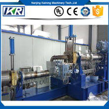 PE PP Recycling Two Stage Single Screw Extruder Extruder Pellets Making Machine Price