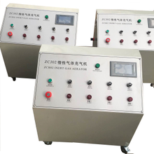 Automatic Insulating Glass Argon Gas Filling Machine