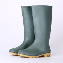 Light weight non safety farming rain boots