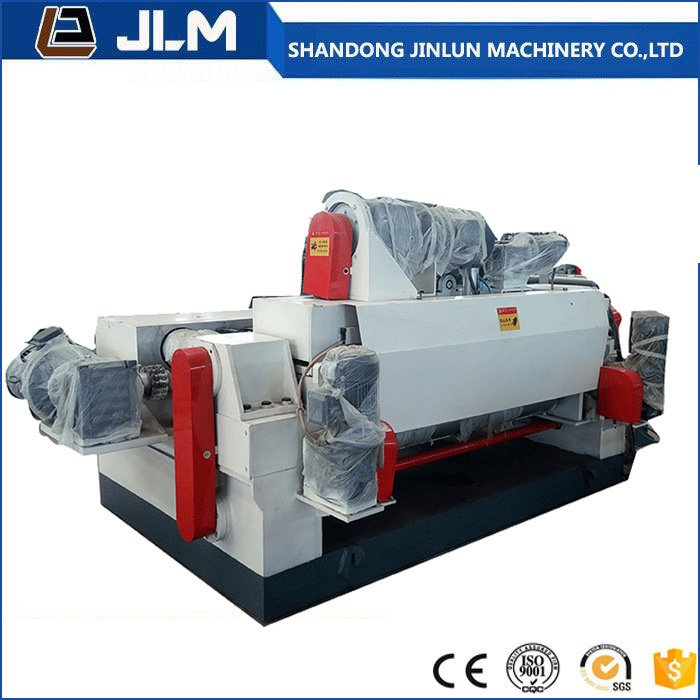 Automatic 4 Feet veneer Cutting and Peeling machine for plywood making