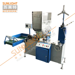 Paper Packing Straw Machine