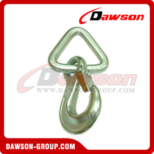 High Tensile Steel Alloy Snap Hook DS-TC480