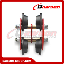 DS-TH0.8-DS-TH2 Affordable and Practical Manual Trolley, Manual Block