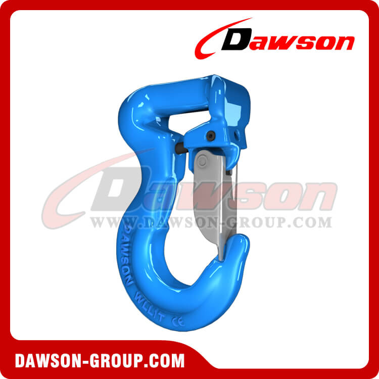 G100 Synthetic Sling Hook, Grade 100 Sling Hook - China Manufacturer Supplier, Exporter, Factory