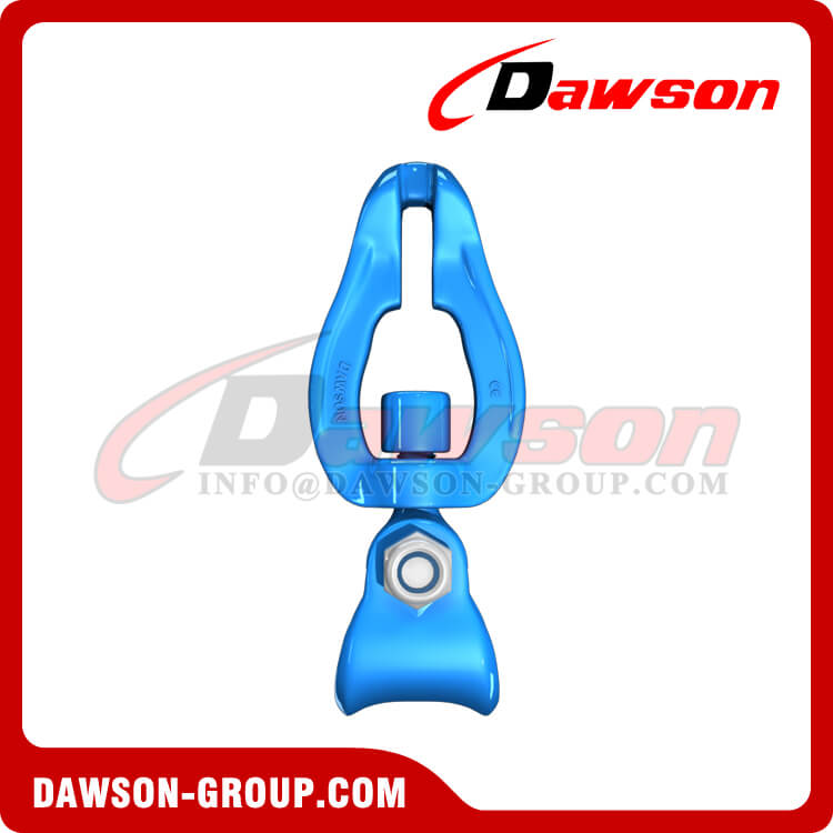 G100 Swivel Connectors for Forestry Logging, Grade 100 Swivel Chain Connector for lashing - Dawson Group Ltd. - China Manufacturer