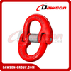 G80 / Grade 80 European Type Connecting Link for Lifting Chain Slings