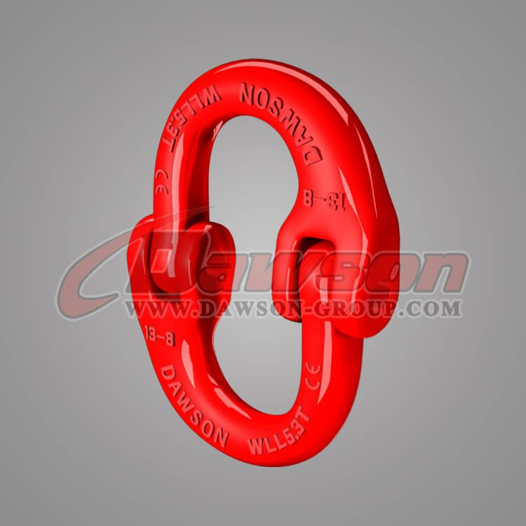 Grade 80 European Type Connecting Link - China Manufacturer, Exporter