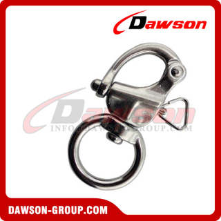 Stainless Steel Shackles, SS Twist Shackle, SS Long Dee
