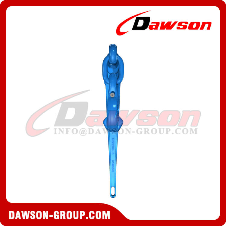 G100 Forged Steel Ratchet Type Load Binder with Safety Hooks for Lashing - Dawson Group Ltd. - China Manufacturer