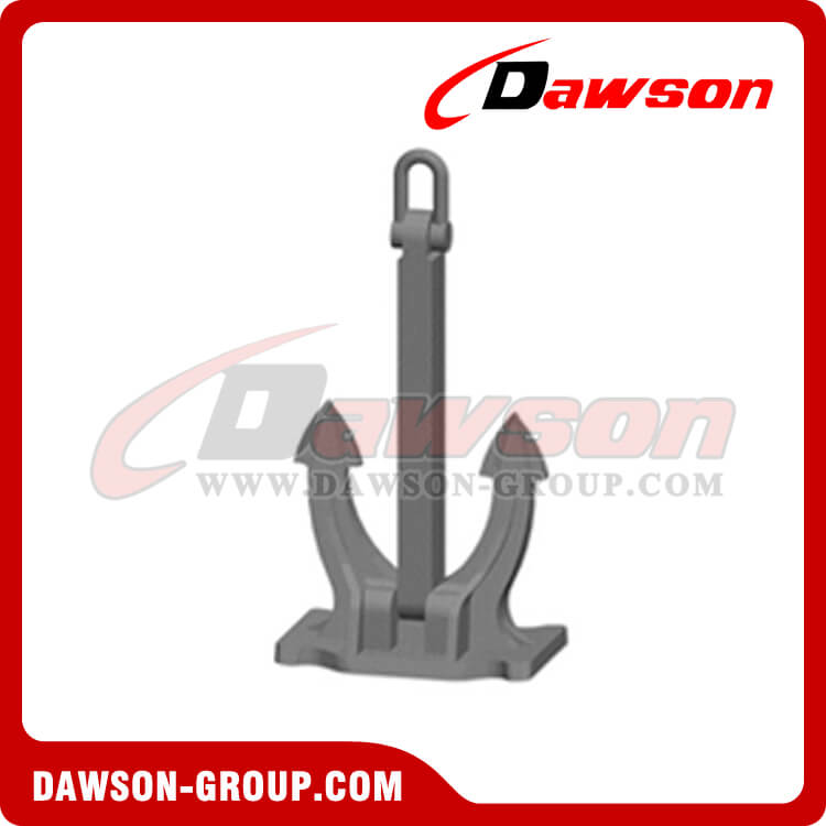 China Supply Marine Ship Spek Anchor - Supplier Factory Manufacturer