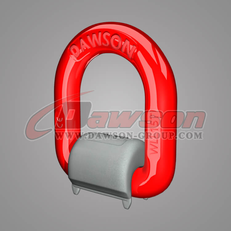 Grade 80 Weld-on Pivoting D Link, G80 Lifting D Rings - Dawson Group Ltd. - China Manufacturer
