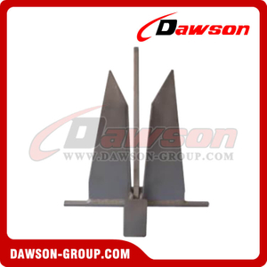 Hot Dipped Galvanized Danforth Anchor / H.D.G. HHP Danforth Anchor for Ship