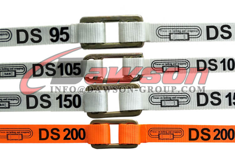 Polyester Woven Cord Lash Strapping, One Way Lashing Strap - China Manufacturer, Supplier