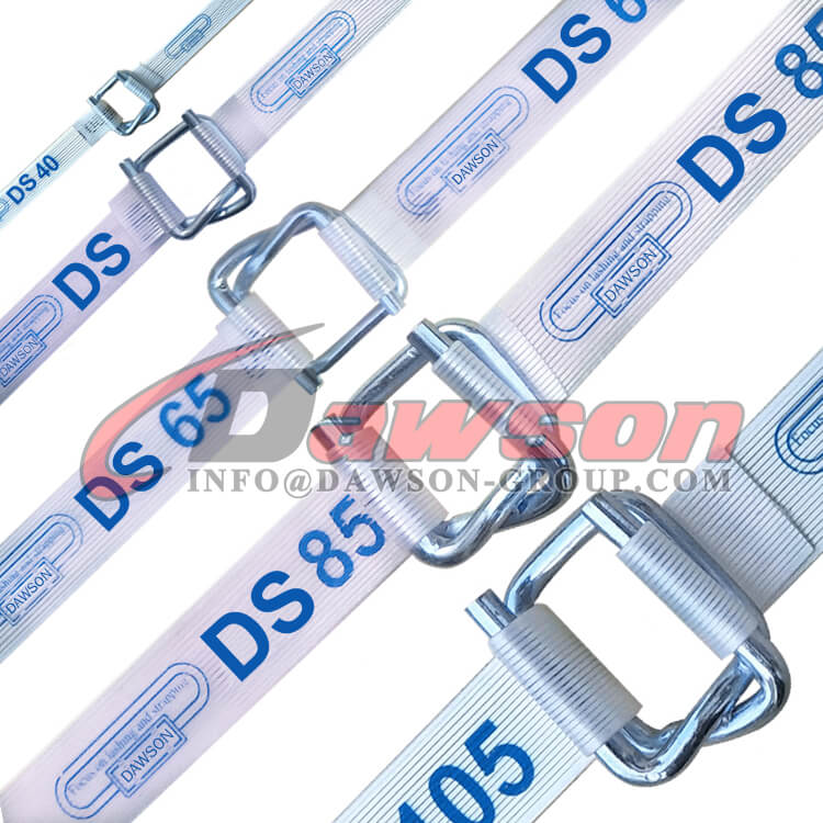 Steel Wire Buckle for Polyester Composite Cord Strap - Dawson Group Ltd. - China Factory