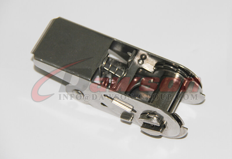 25MM Stainless Steel Ratchet Buckle, Ratcheting Buckles