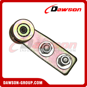 Steel Roller with Steel Bearing Regular Handle for Truck Body Fittings