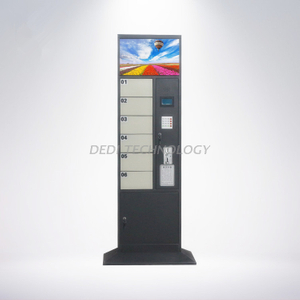 Dedi Mobile Phone Charging Station/Mobile Phone Charging Vending Machine/Cell Phone Charging Kiosk
