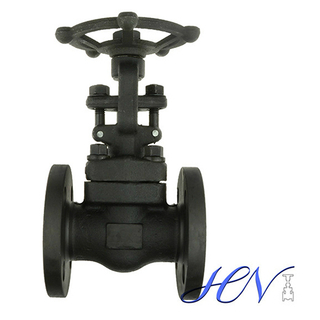 Manual High Pressure Flanged Forged Steel Globe Valve