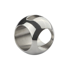 Stainless Steel Ball T port