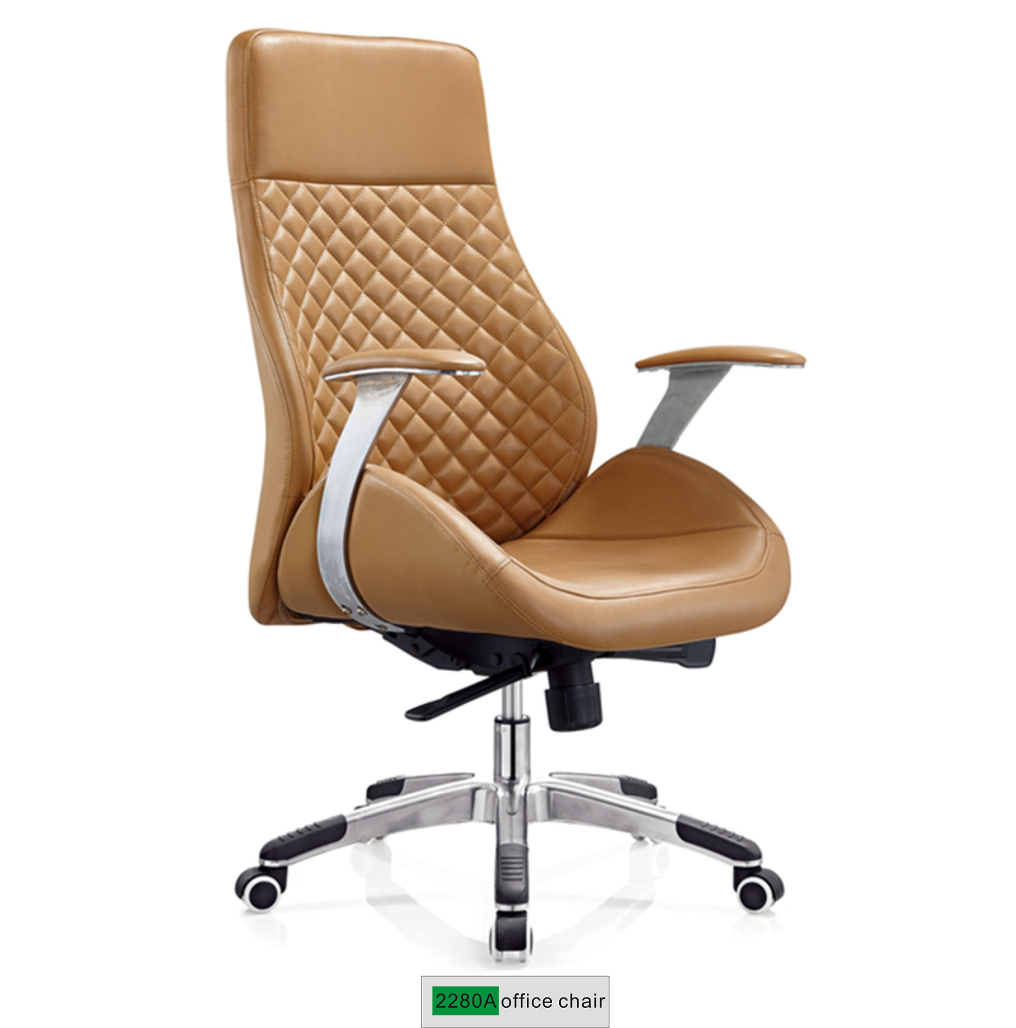 Office Chair Brown 2280A