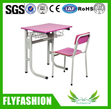 School Furniture Single Desk and Chair(SF-70S)