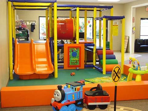 Own Indoor Playground Equipment With Lower Cost
