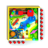 Customized Plastic Playhouse Soft Indoor Playground for Toddler Area