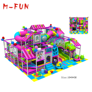 Kids Modern Indoor Playground