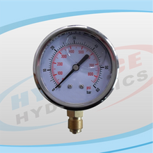 PG63 Series Stainless Pressure Gauge