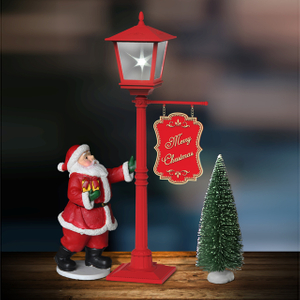 Mini Magic Lamp Christmas Table Lamp Music Lamp