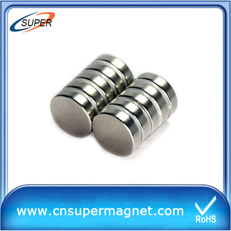 High Grade 22*25mm Neodymium Disc Magnets