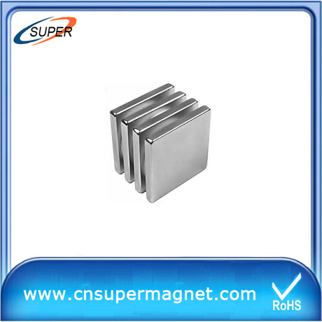 Powerful 20*20*3mm Strong Neodymium Block Magnets