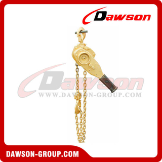 Non-Sparking Aluminum Bronze Alloy Ratchet Lever Hoist / Explosion-proof Lever Block for Lifting Goods
