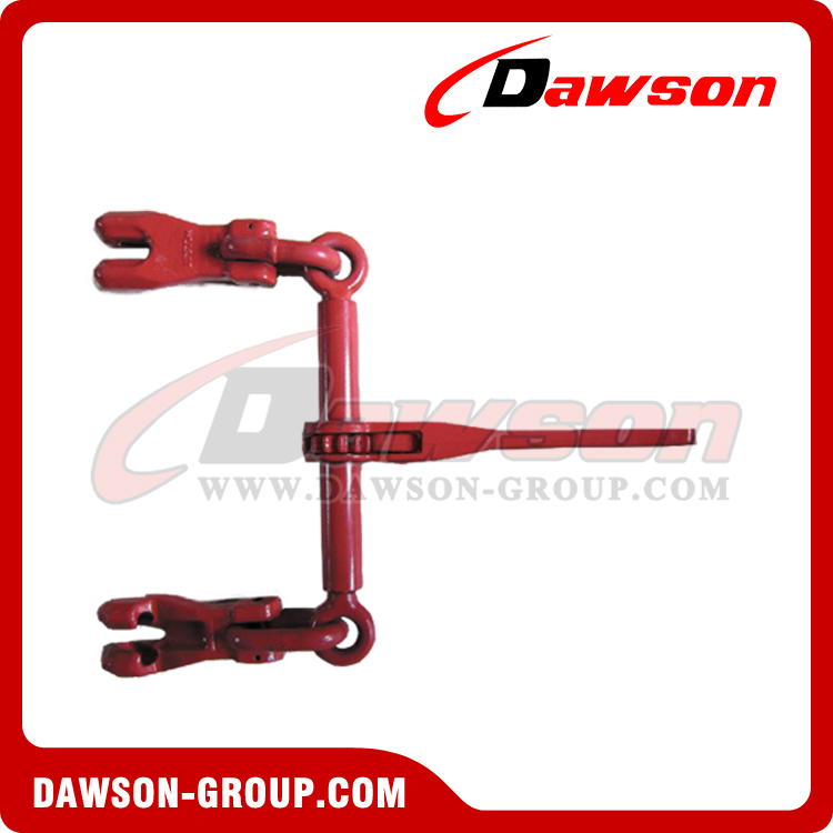 DS670-A G80 RATCHET BINDER WITH CLEVIS CLUTCH