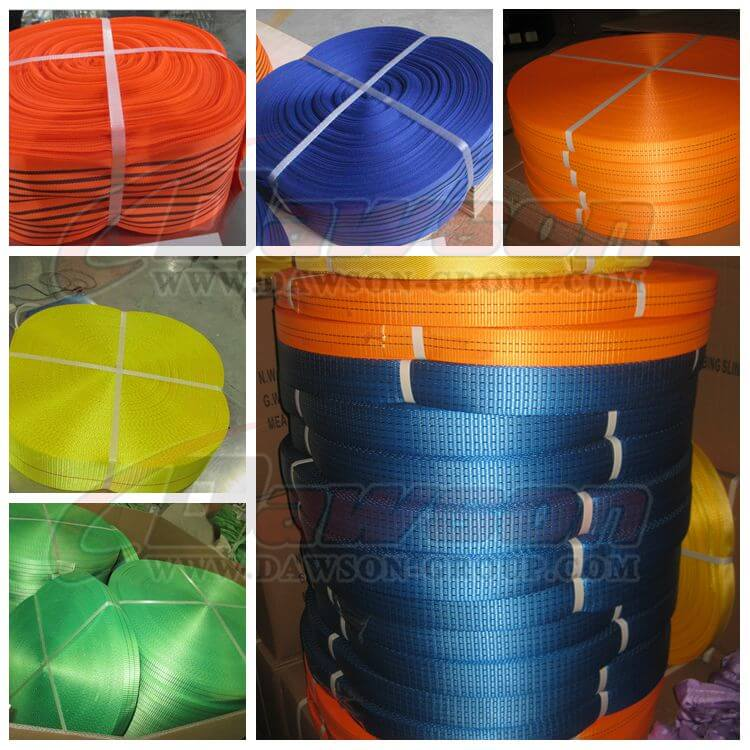 3 ton Polyester Round Lifting Slings Sleeve Tube Soft Slings sleeve - Dawson Group Ltd. - China Manufacturer, Supplier, Factory