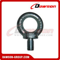 DIN 580 Galvanized Eye Bolts Lifting Eye Screw