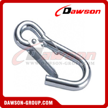 Spring Hooks Zinc Plated