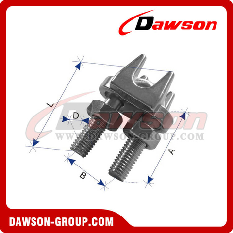 Stainless Steel Wire Rope Clip JIS Type