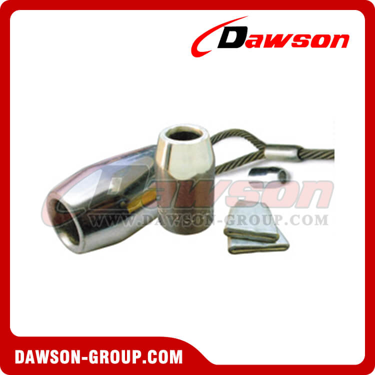 FLEMISH EYE STEEL SWAGING SLEEVES(S-505) - DAWSON-GROUP LTD. - CHINA